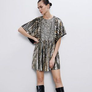 BNWT: Limited Edition Sequinned Dress
